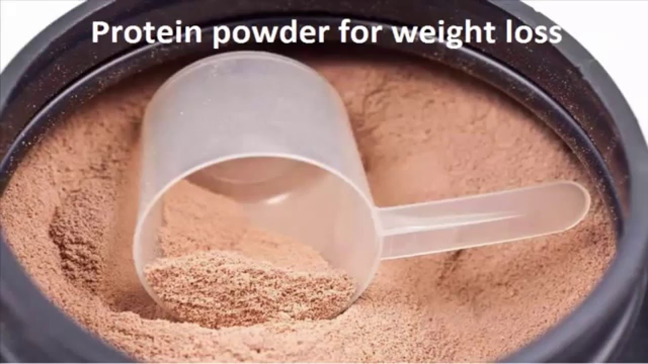 Can whey protein really help me lose weight